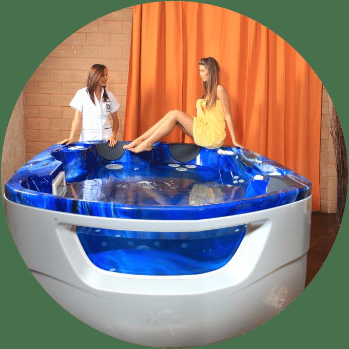 Centro benessere nel Villaggio - Relax in Vacanza