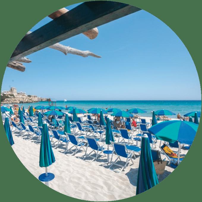 Villaggio in Salento con spiaggia