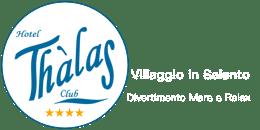 Hotel Thalas Club 4 stelle Logo