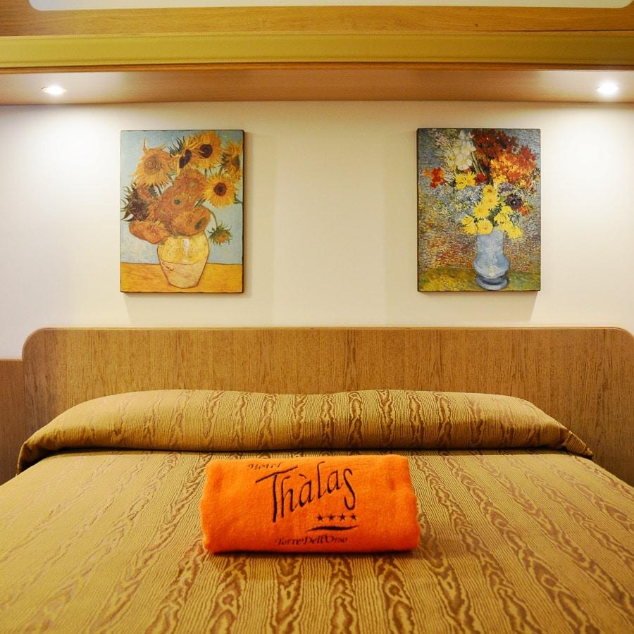 Camere Comfort Villaggio Thalas Salento