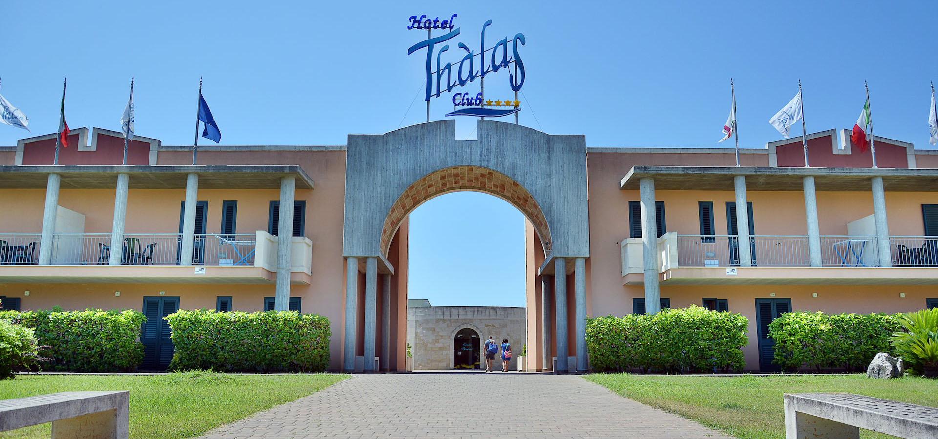 Villaggio in Puglia - Thalas Club, la tua vacanza in Salento